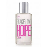 PEACE LOVE HOPE PINK